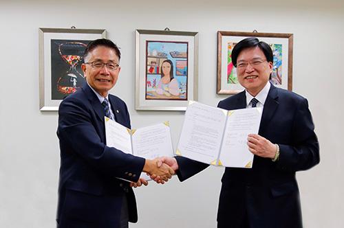 【新聞】探索生命醫學 中央大學與臺北慈濟醫院攜手合作