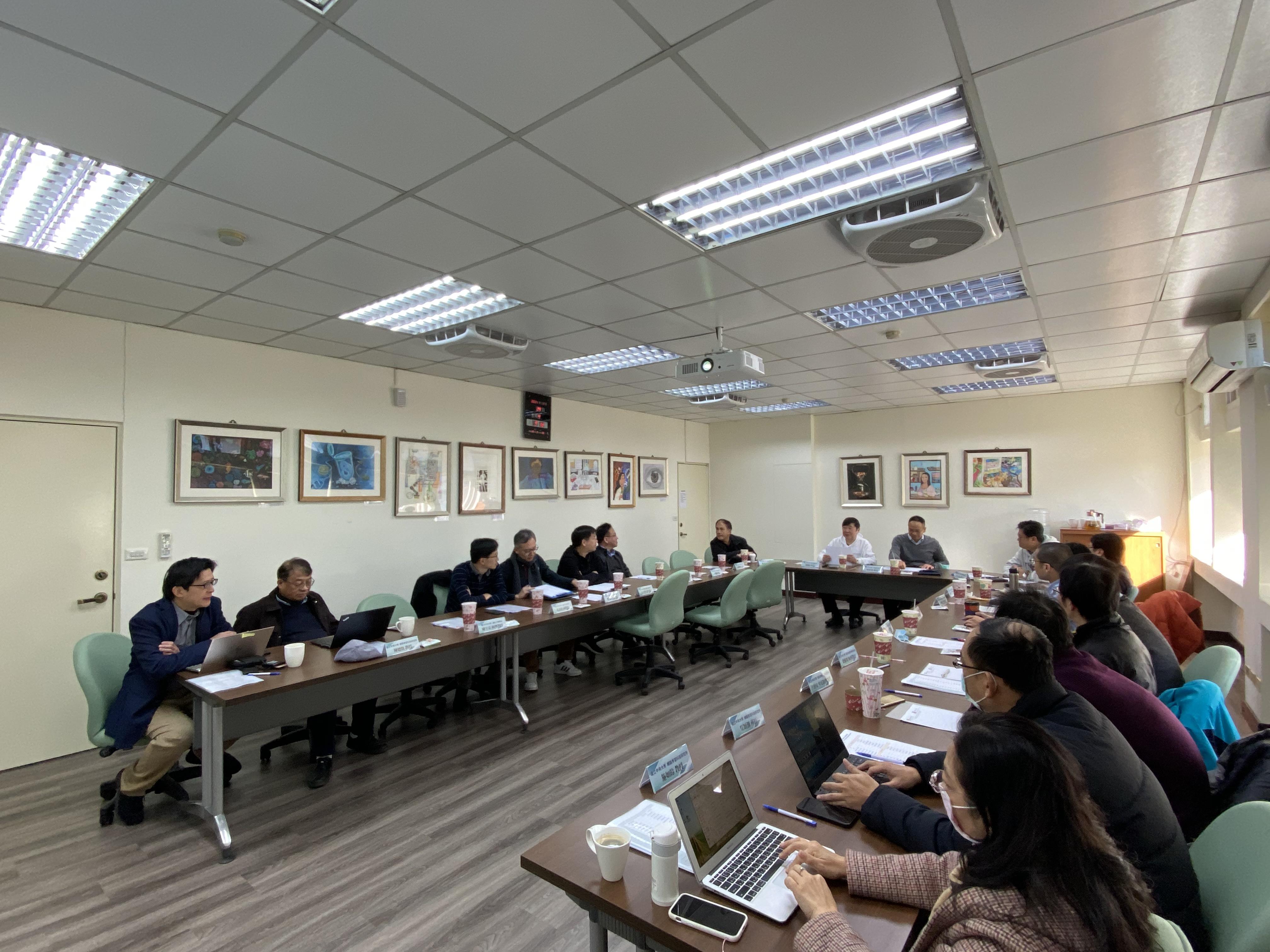 2021/01/14 生醫資電雙邊合作論壇會議